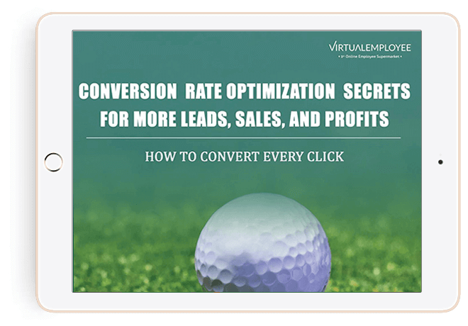 Conversion Rate Optimization Secrets for More Leads, Sales, And Profits