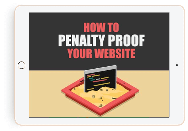 How to Penalty Proof  Your Website