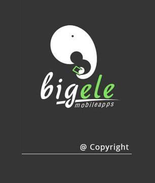 Mobile app logo design