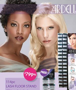 Cosmetic graphic design