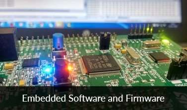 Embedded Software and Firmware