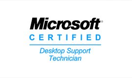 Microsoft Certified Desktop Support