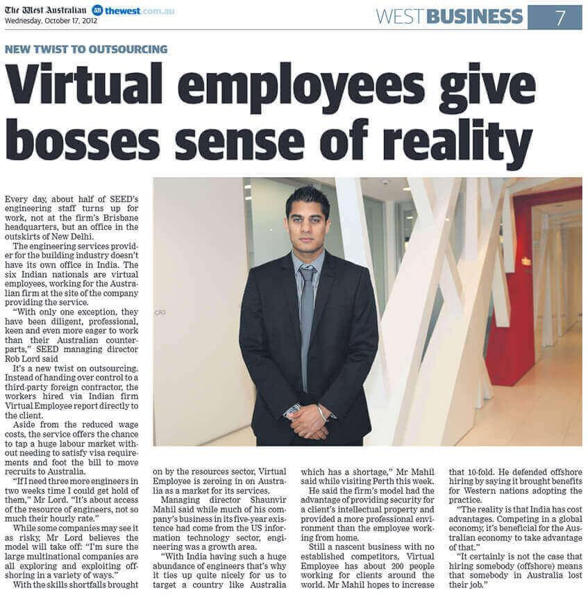 Contact Us – Virtual Employee Pvt  Ltd