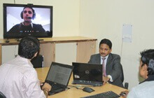 Virtual Employee Conference Room
