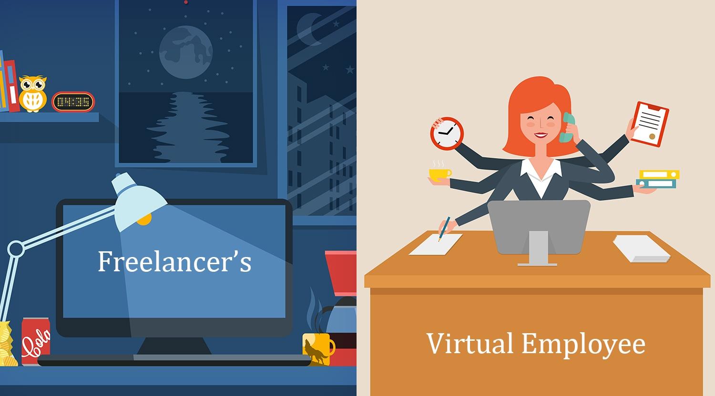 VE vs Freelancers