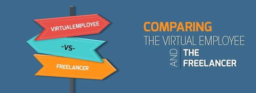 Comparing the Virtual Employee and the Freelancer