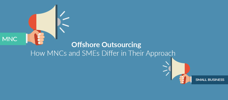 offshore and offshore outsource