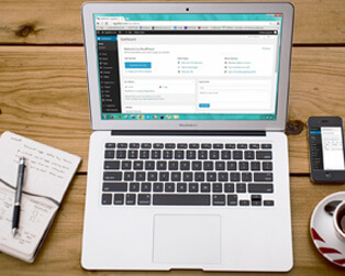 Develop CMS Website with Simplest Content Publishing Features