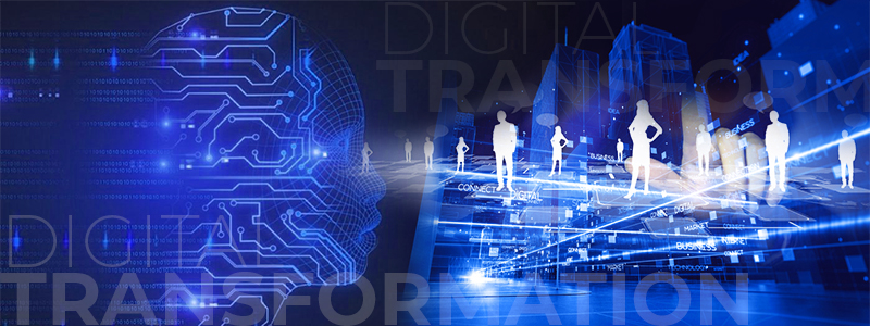 How outsourcing is leading a digital transformation globally