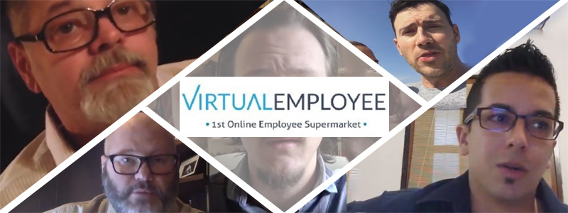 Virtual Employees - your heavy weather friends