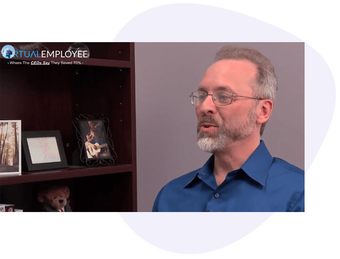 Virtual Employees - Larry Spencer, VP, Sceris, US