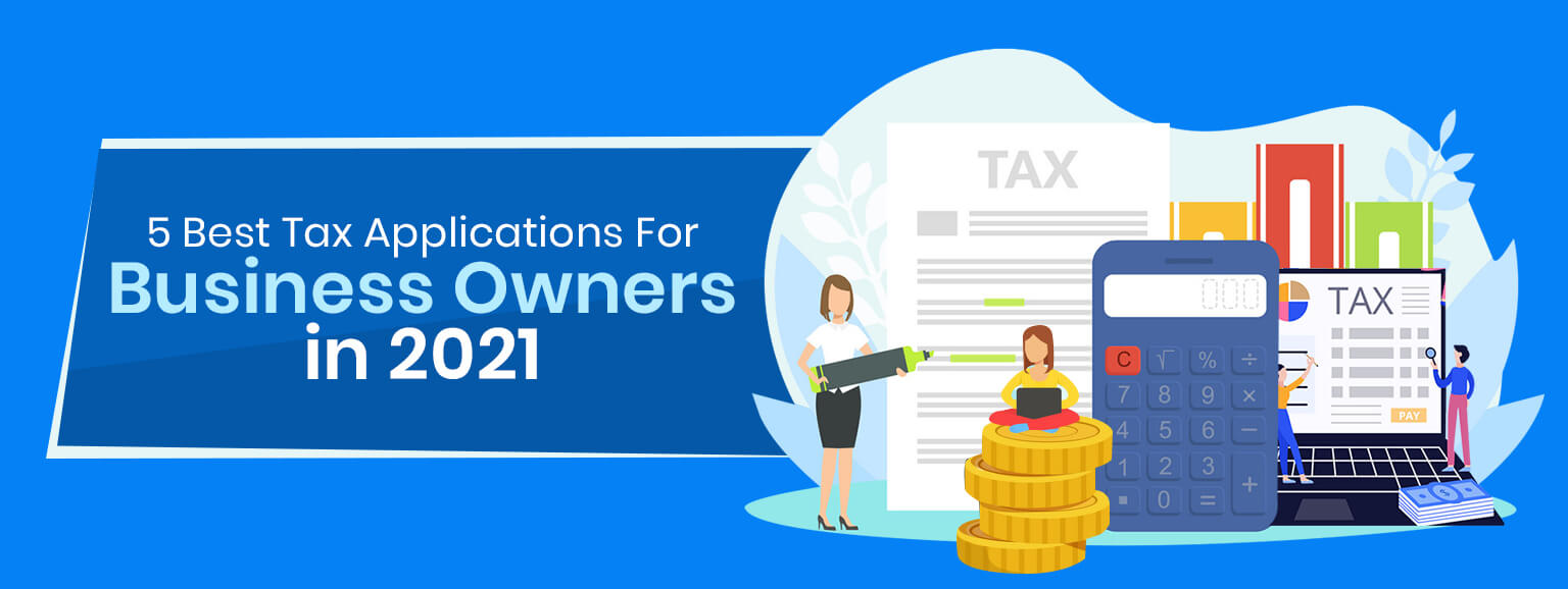 5 Tax Software for Small Businesses in 202