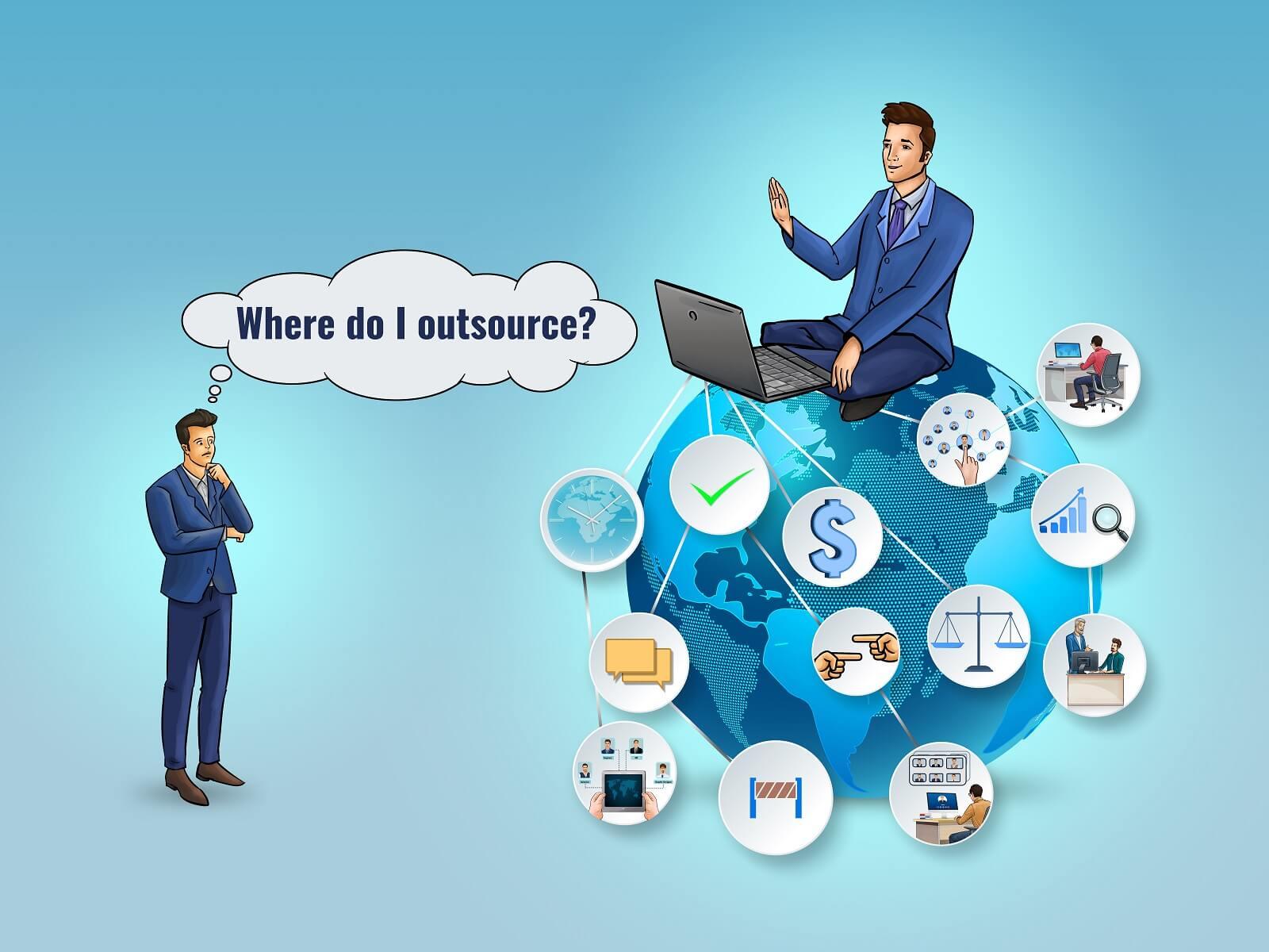 13 Reasons Why You Need an Outsourcing Guru